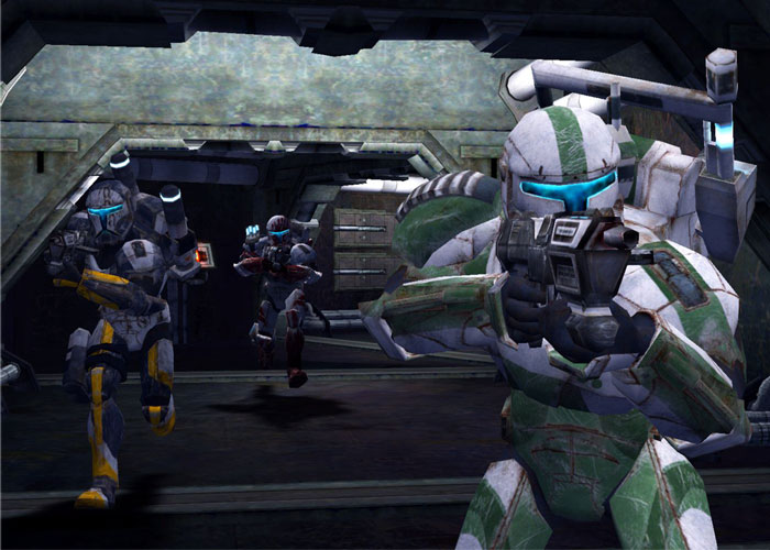 Star Wars Republic Commando Remastered