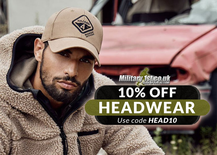 Military 1st Headwear Sale 2021