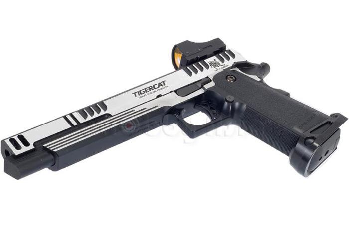 EAC Limcat TigerCat Custom Race Pistol | Popular Airsoft