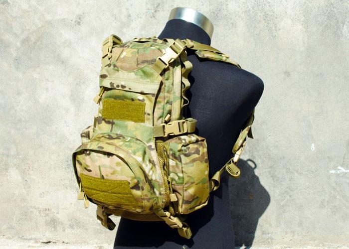 TMC MOLLE Kangaroo Pack In Multicam   Popular Airsoft ...