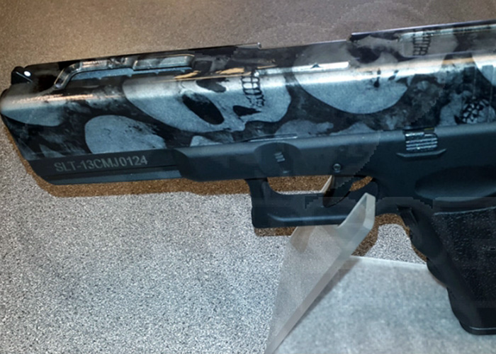 CYMA G18C AEP CS:GO Hydro Dip   Popular Airsoft: Welcome To