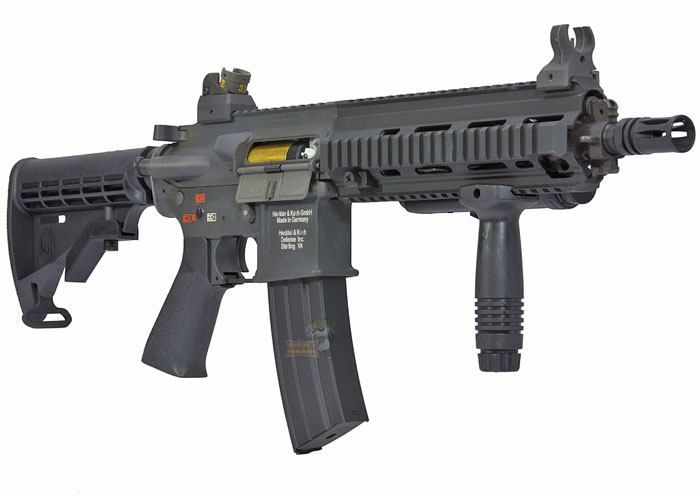 DBoys HK416 & KAC PDW In Stock | Popular Airsoft: Welcome To