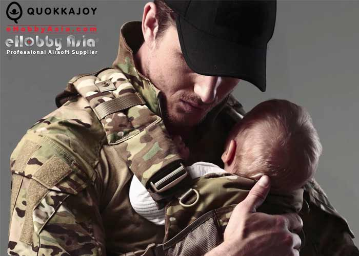 Quokkajoy Tactical Baby Carrier At Ehobby Asia Popular Airsoft