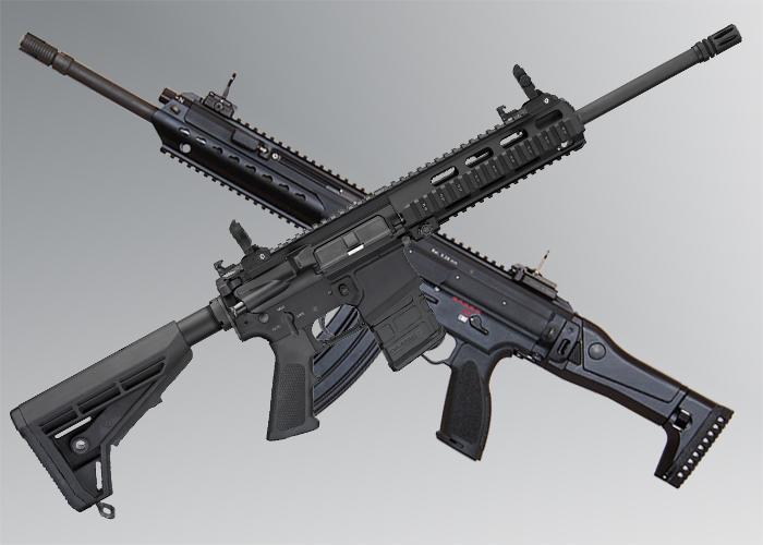 Bundeswehr G36 Replacement Narrows Down To H&K HK433 & Haenel MK556
