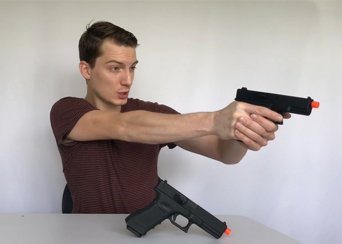 Umarex Glock 17 Gen4 & Glock 19 Gen 3   Popular Airsoft: Welcome To
