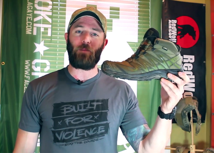 Salomon XA Pro 3D Forces 2 Review | Popular Airsoft: Welcome