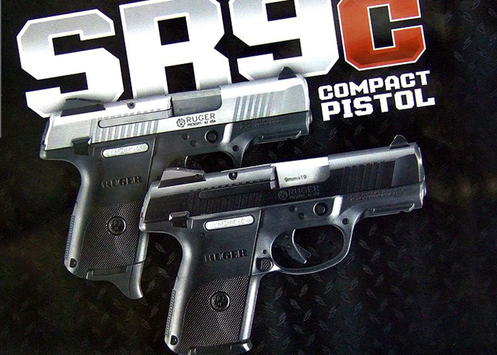 Meet the Handgun of the Year: The Ruger SR9c | Popular Airsoft