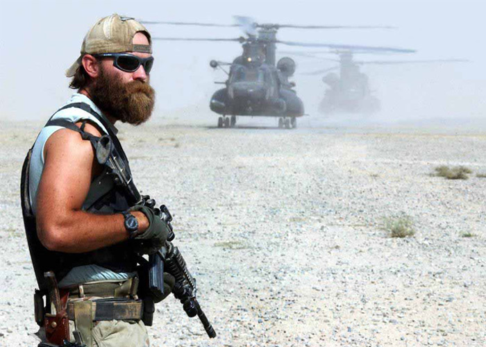 The Tactical Beard And Looking Tacticool Popular Airsoft