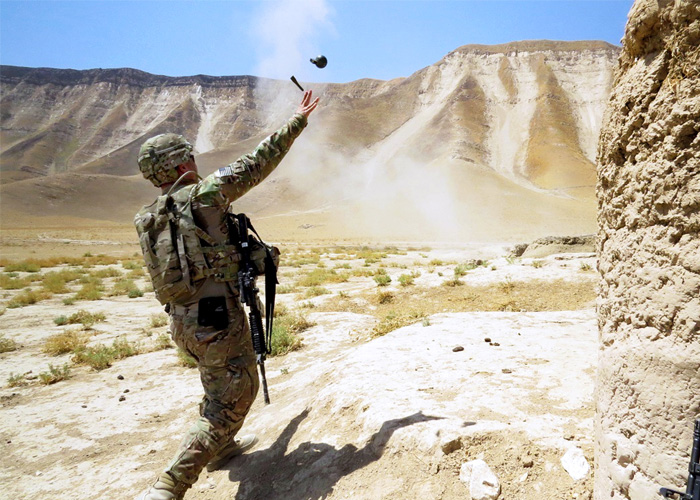 A New Hand Grenade Is Being Designed By The U S  Army After 40 Years