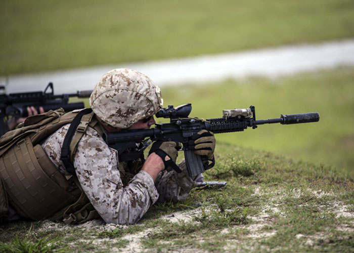 U S  Marines Issue Another RFI For Suppressors For M4s & M27
