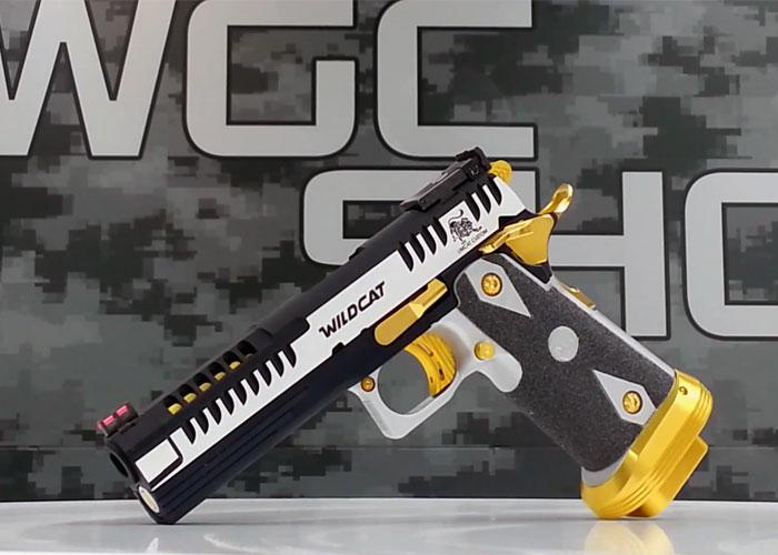 Gunsmith Bros LimCat IPSC Pistol Type II   Popular Airsoft