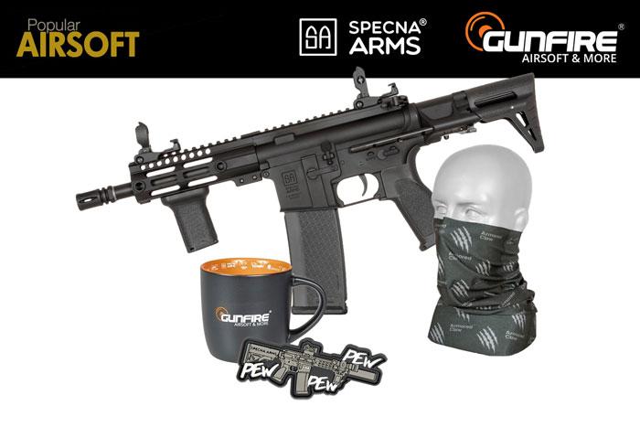 11 APCA Gunfire/Specna Arms Set 1
