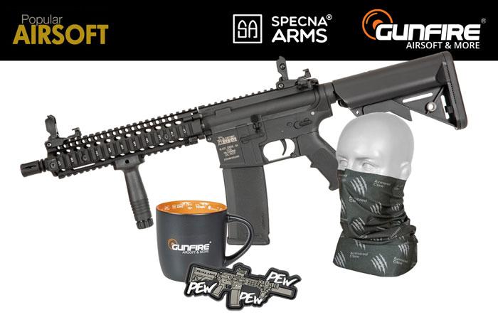 11 APCA Gunfire/Specna Arms Set 2