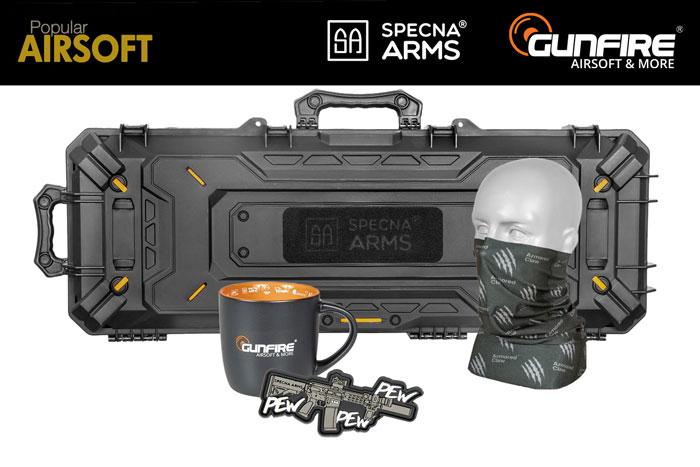 11 APCA Gunfire/Specna Arms Set 3