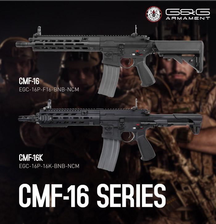 G&G Armament CMF-16 Series 02