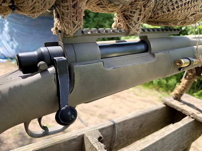 Modify-Tech Mod24 SF Airsoft Sniper Rifle Review 19