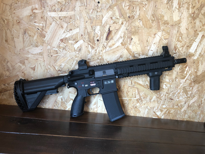 Specna Arms SA-H20 EDGE 2.0 AEG Review 02