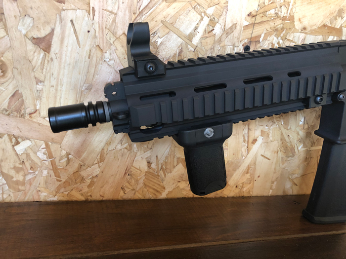 Specna Arms SA-H20 EDGE 2.0 AEG Review 03