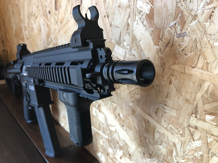 Specna Arms SA-H20 EDGE 2.0 AEG Review 04