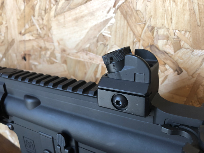 Specna Arms SA-H20 EDGE 2.0 AEG Review 08