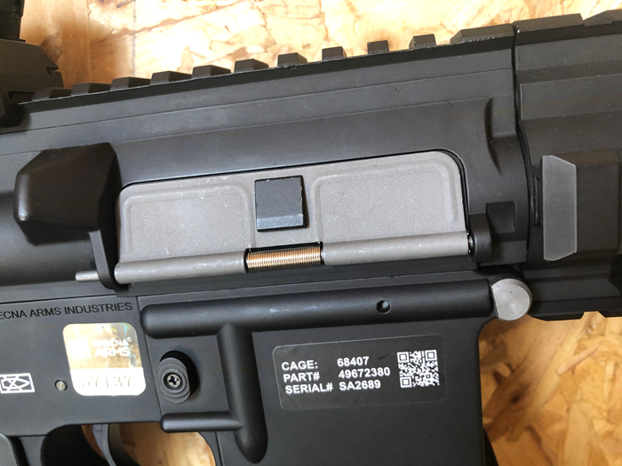 Specna Arms SA-H20 EDGE 2.0 AEG Review 10
