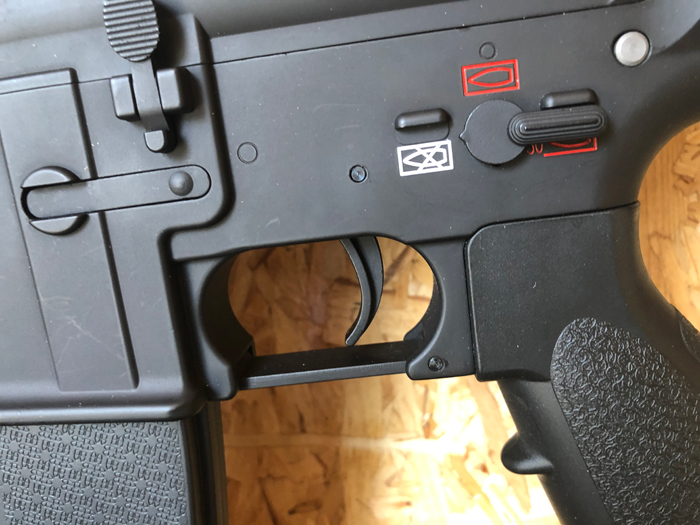 Specna Arms SA-H20 EDGE 2.0 AEG Review 15