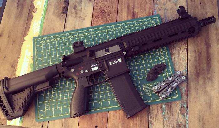 Specna Arms SA-H20 EDGE 2.0 AEG Review 25