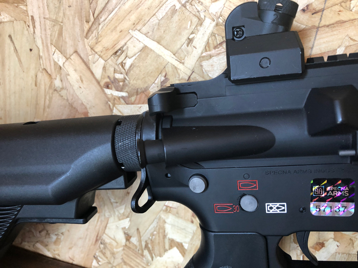 Specna Arms SA-H20 EDGE 2.0 AEG Review 32