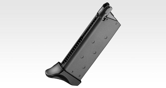 Tokyo Marui AM.45 GBB Black Pistol 05