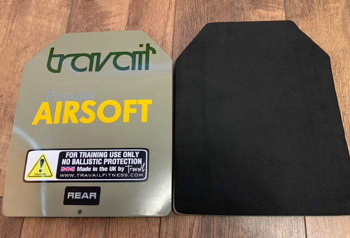 Travail Fitness Group Training Plates 05