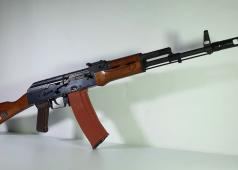 Airsoft Mike: WE AK-74 GBB Rifle