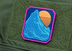 Mil-Spec Monkey Retro Rock Patch